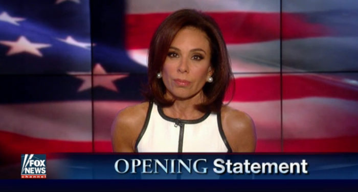 Judge Jeanine Pirro Says Hillary Is Untrustworthy, Dishonest, And A Liar