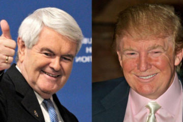Trump: Newt Gingrich Is Absolutely On My VP Shortlist