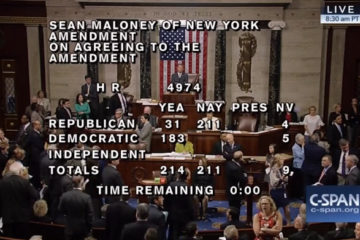 Chaos: House Dems Shout 'Shame' At Republicans After LGBT Measure Defeated