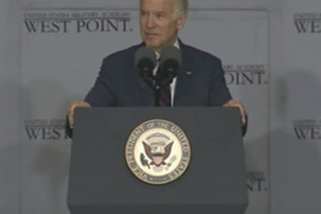 Biden Speaking At West Point: Diversity On The Battlefield An Incredible Asset