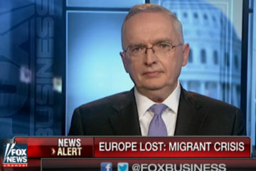 Peters: Europe's Migrant Crisis Is Causing Political Shift Toward Radical Right-Wing
