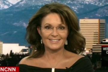 Sarah Palin On Trump Short List For VP