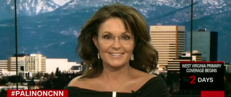 Sarah Palin On Trump Short List For VP