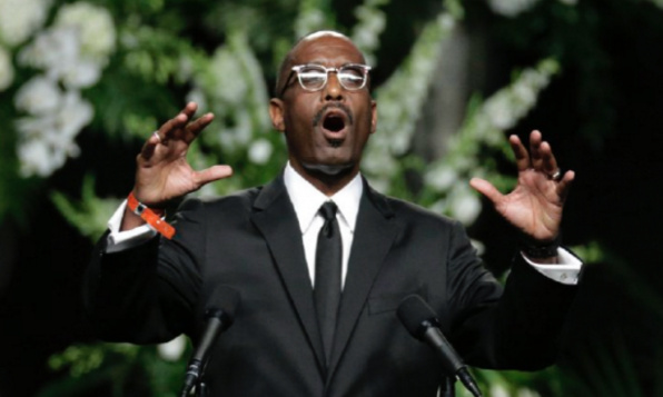 Pastor At Muhammad Ali Funeral: Star Spangled Banner 'Celebrates Slavery'