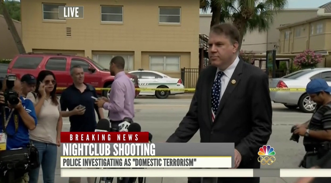 Father Of Orlando Shooter Spins Attack: 'Nothing To Do With Religion, Upset With Men Kissing'