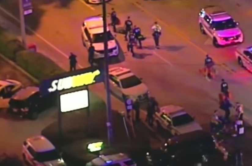 Terror Attack At Orlando Gay Club Pulse Leaves At Least 50 People Dead, 53 Wounded