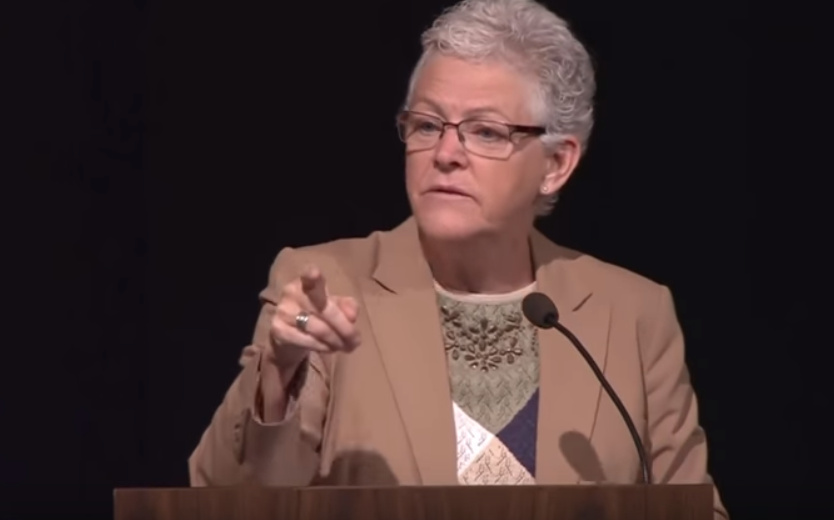 "EPA Chief: ""Get Out Of That Telephone Booth... Where Climate Deniers Hang Out'"