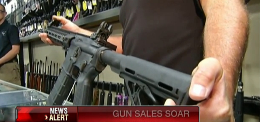 Gun Store Sold 30,000 AR-15s After Orlando Attack