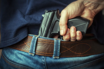 A Good Guy With A Gun Prevents Mass Shooting At Nightclub