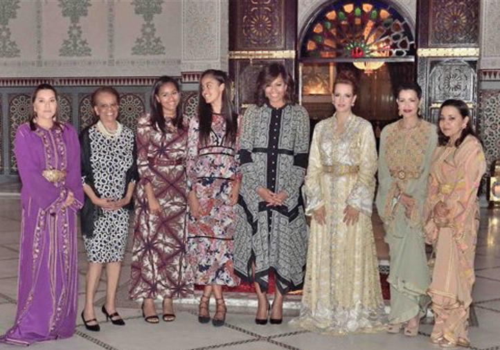 Michelle's One Night Stay In Morocco Cost Taxpayers $612,322