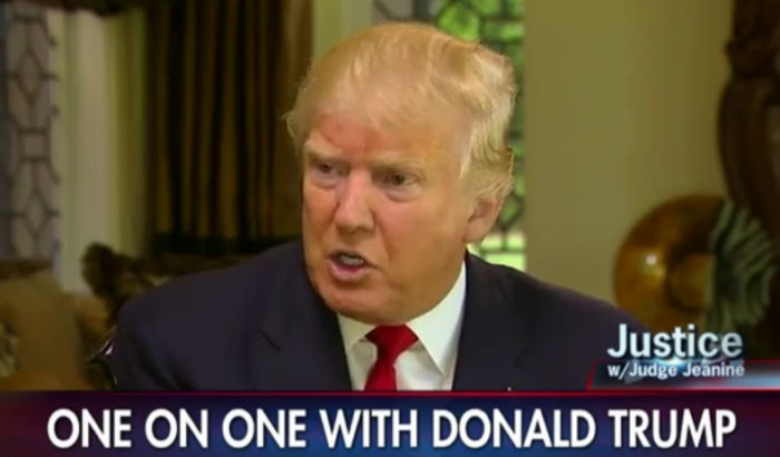 Trump Rips Obama on Economy, Foreign Policy