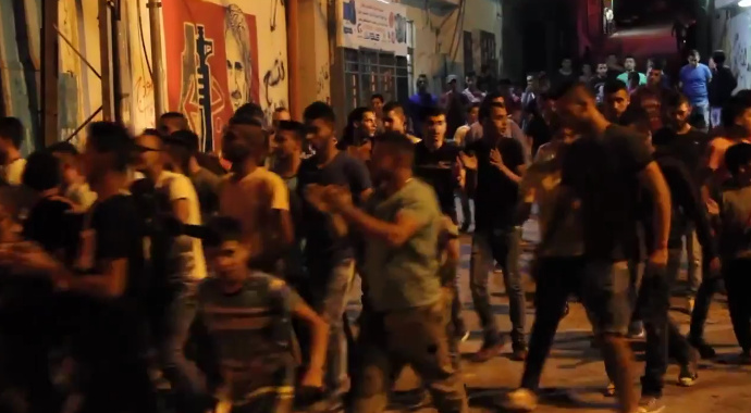Arabs Celebrating The Killing Of 4 Civilians In Tel Aviv