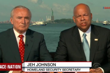 Jeh Johnson: 'It's Still Relatively Early' To Call Dallas Attack A Hate Crime