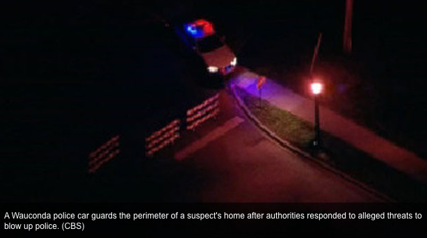 Four Bombs Found In Illinois Home After Threat To Police...