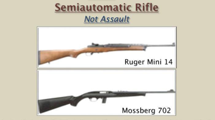 Massachusetts AG Bans-AR-15s, AKs…