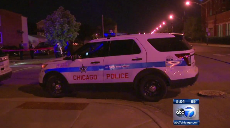 Chicago Police Prepare For Holiday After 50% Increase In Homicides