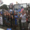 Pic: Dem Protesters Kept Out Of Convention By Wall