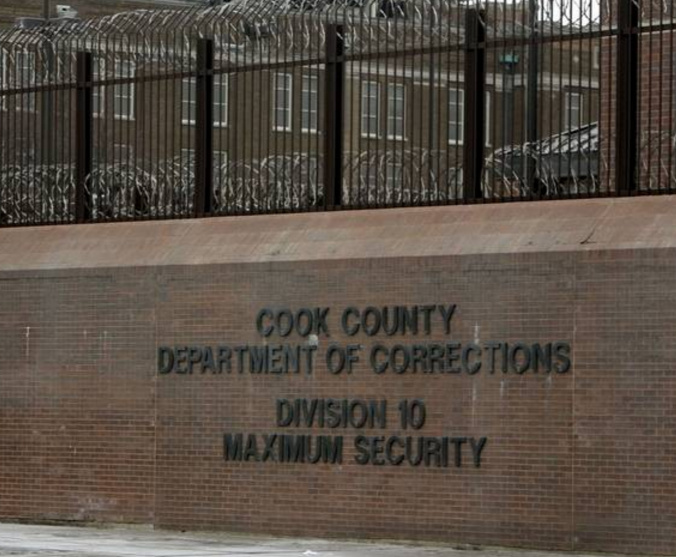 Inmates Take Over Portion Of A Jail In Chicago, Take Hostage