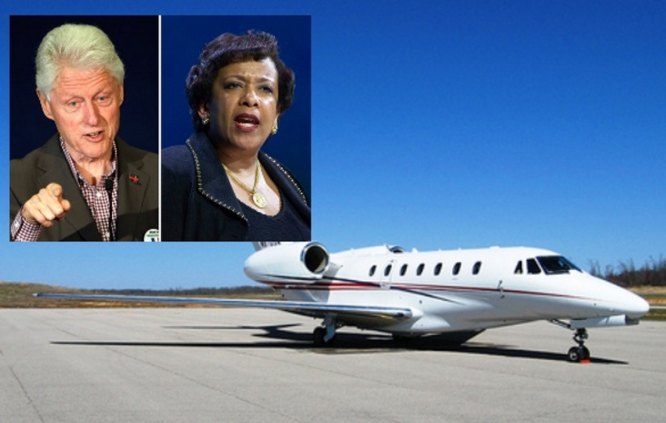 Hillary Considering Keeping Loretta Lynch As AG