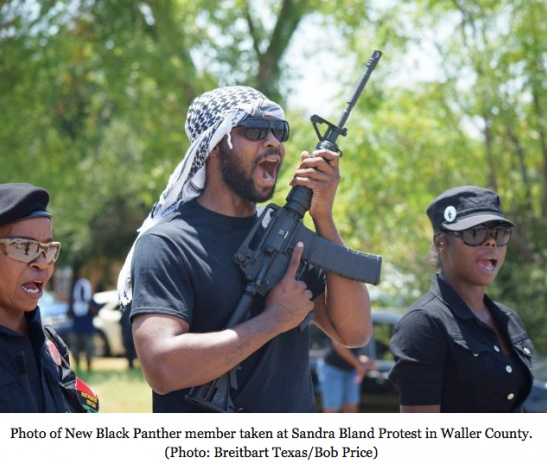 Dallas Sniper Was A Former Member Of New Black Panther Party