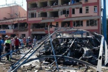 At Least 11 DEAD, Over 200 Wounded In BOMBINGS Targeting Police Stations