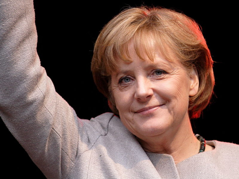 Merkel Claims Refugees Haven't Brought Terrorism To Germany