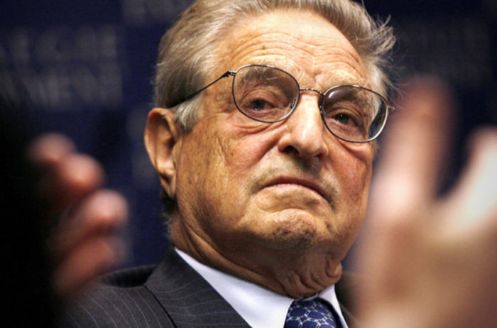 Soros Groups Get Hacked