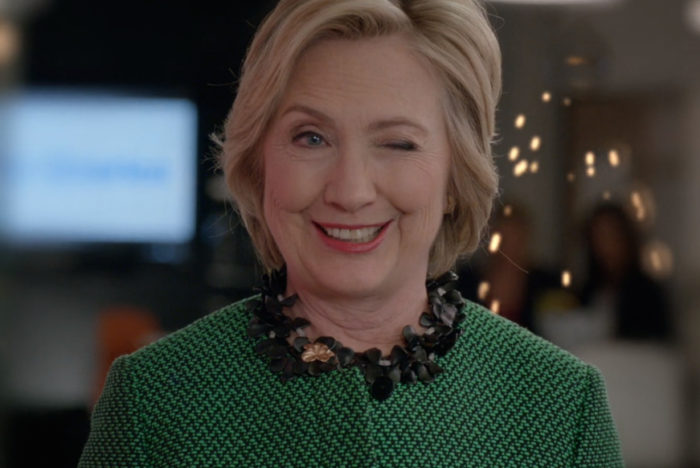 Hillary Is Great When It Comes To Dodging <strike>Sniper Fire</strike> The Press