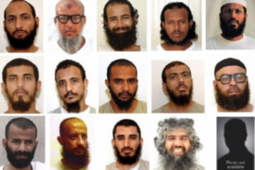 Obama Regime Releases 15 Gitmo Detainees, Single Largest Release Ever, More Coming