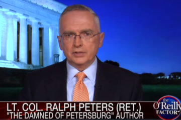 Peters On Gitmo Prisoners Release: 'Lincoln Freed The Slaves, Obama Freed The Terrorists'