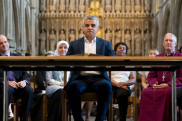 """Muslim Mayor Sets Up Task Force To Jail Those Who """"Offend"""" Muslims Online"""