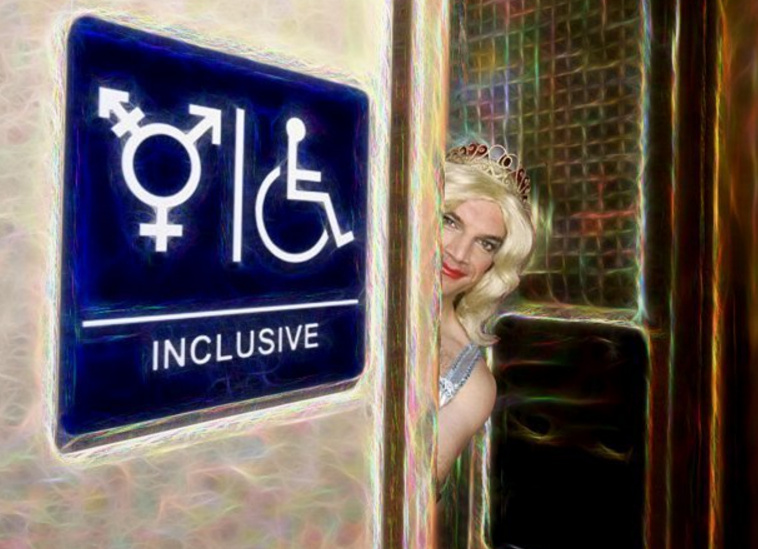 Obama Orders Federal Buildings To Allow Men To Use Women's Bathrooms, Locker Rooms & Showers