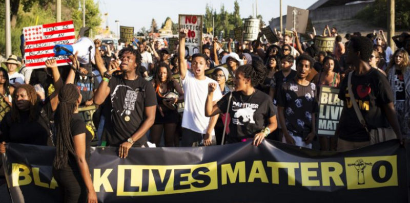 "Mob Of Thugs Chanting ""Black Lives Matter"" Viciously Attack White Victims"