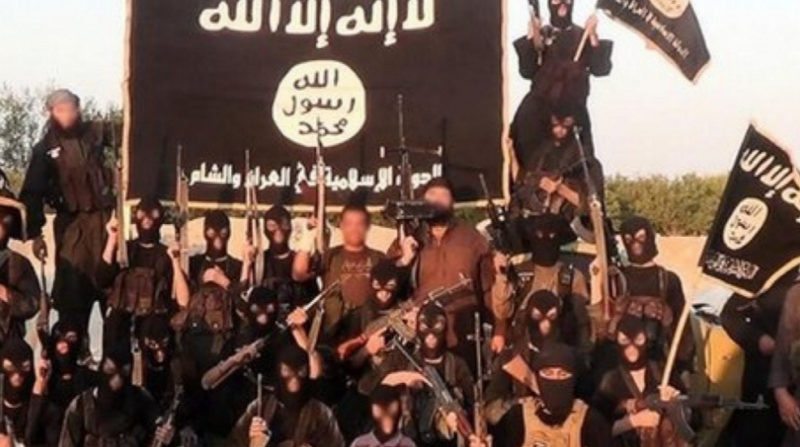 ISIS Executed Six Of Its Own Leaders With A Flamethrower