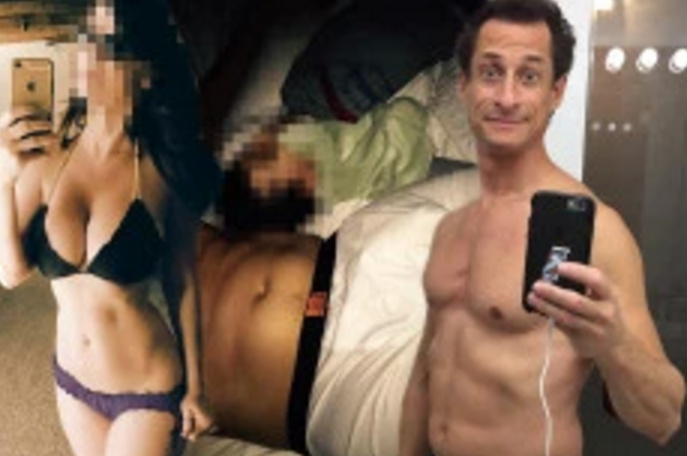 Huma Abedin Says She's Leaving Anthony Weiner After Latest Scandal
