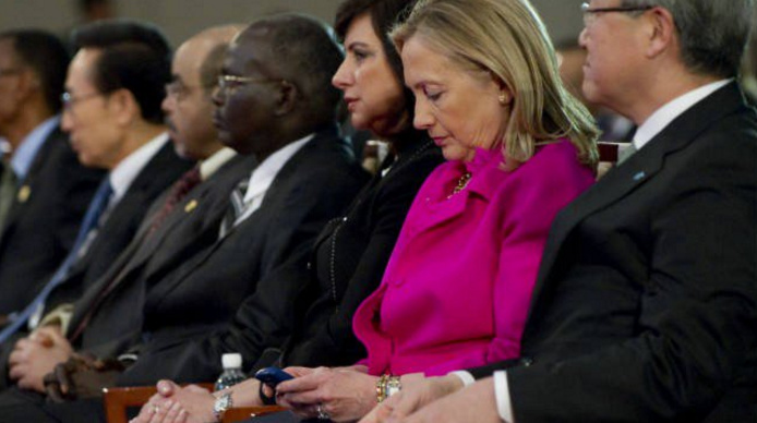 Clinton Emailed Classified Information From Her Private Server After Leaving State Department