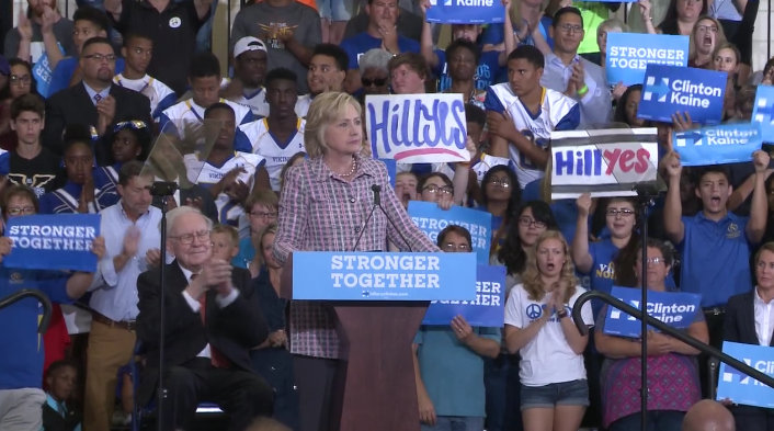 "Hillary: ""We're Going To Raise Taxes On The Middle Class!"""