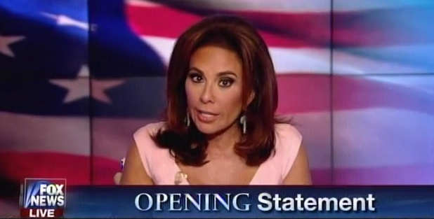 Judge Jeanine: Hillary Clinton Has Just Dug A Hole For Herself That Now Requires An Indictment!