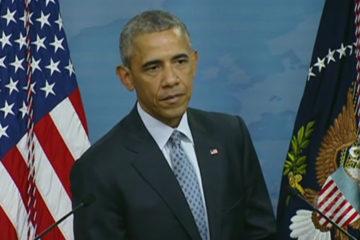 Ignorant Obama Spews False Hypotheticals Of Gun Felons He Freed