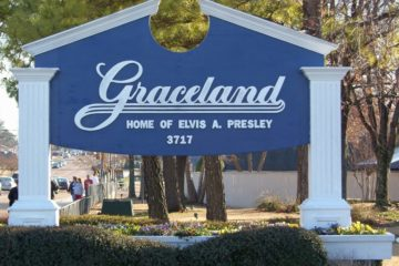 """BLM Plans To """"Shut Down Graceland"""" With Protests During Elvis Week"""