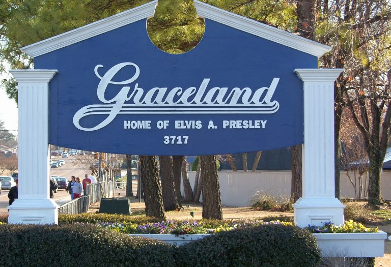 "BLM Plans To ""Shut Down Graceland"" With Protests During Elvis Week"