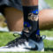 Colin Kaepernick Now Wearing Socks Depicting Police As Pigs