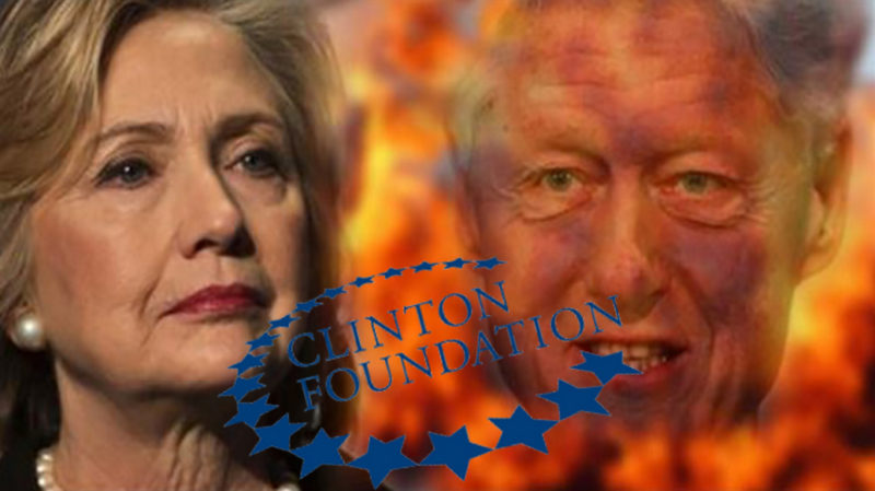 BOOM! Lid Blown Off Clinton's Offshore Empire