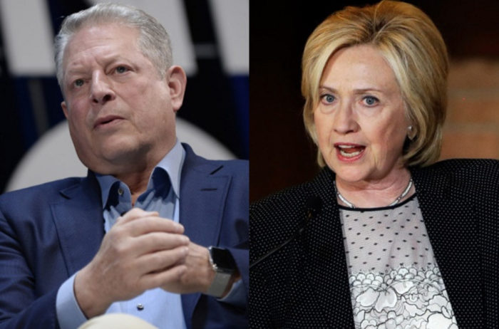 Hillary Campaign In Talks To Bring Al Gore To Campaign Trail