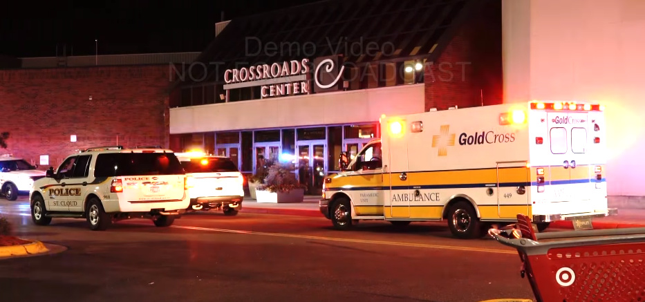 St. Cloud Crossroads Mall Terrorist Mentioned Allah... Shot & Killed By Off-Duty Cop!