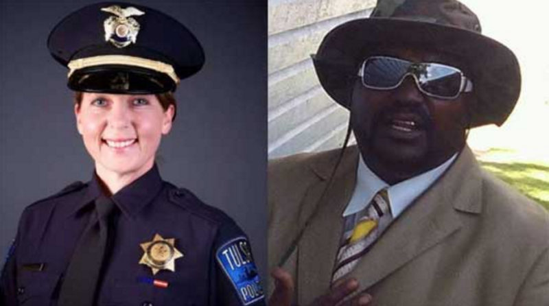 Tulsa Officer Shooting Of Terence Crutcher
