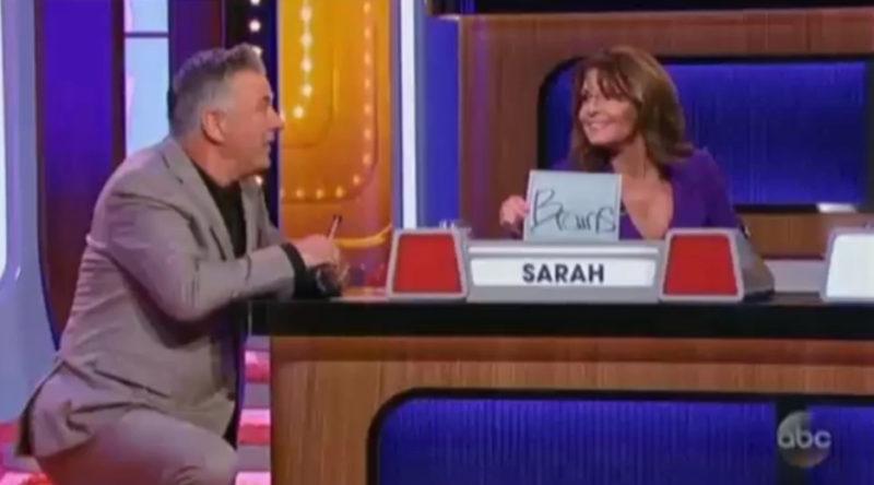 Sarah Palin Makes An Epic Jab At Hillary (Video)
