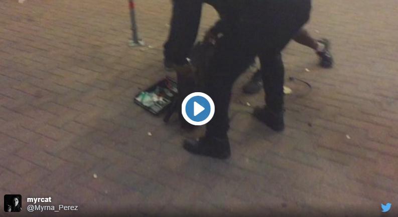 Video: Thugs In Charlotte Ransack Businesses, Loot Cash Register