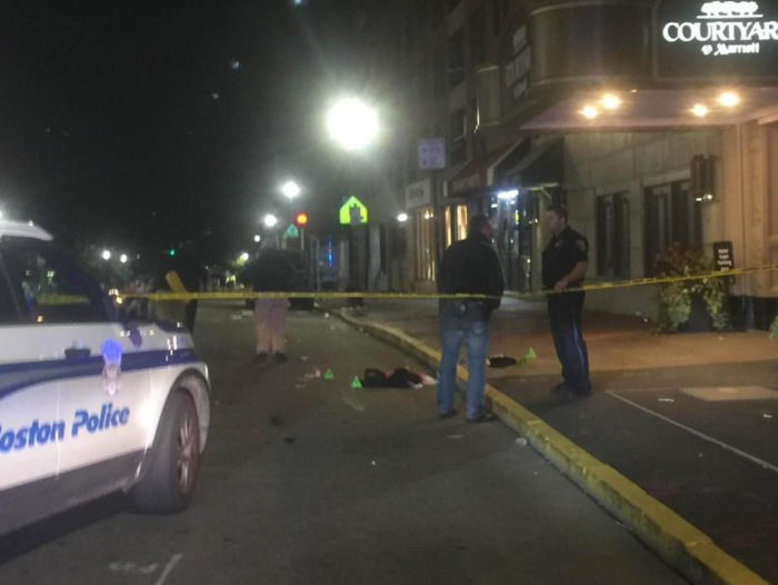 6 Stabbed In Boston's Theater District