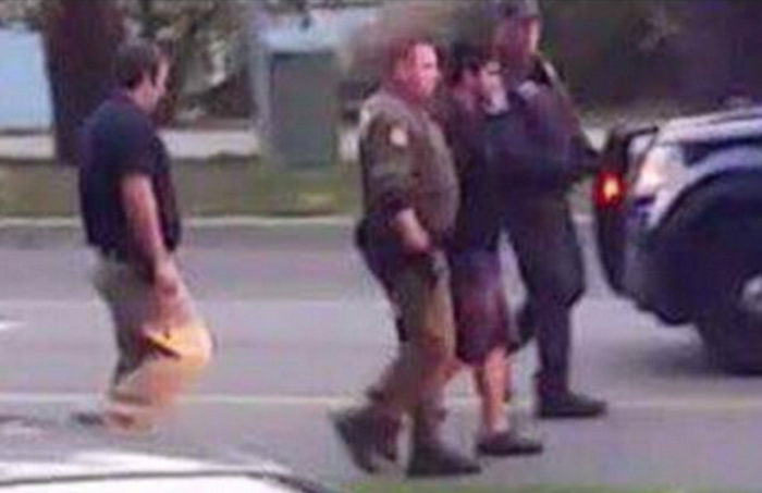 Caught: Cascade Mall 'Person Of Interest' Taken Into Custody
